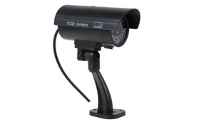 Waterproof Dummy CCTV Camera