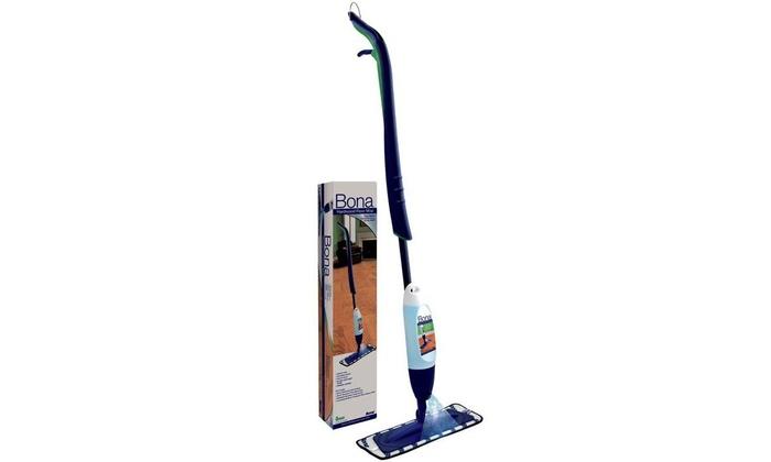 Bona Hardwood Spray Mop with 3 Microfiber Pads