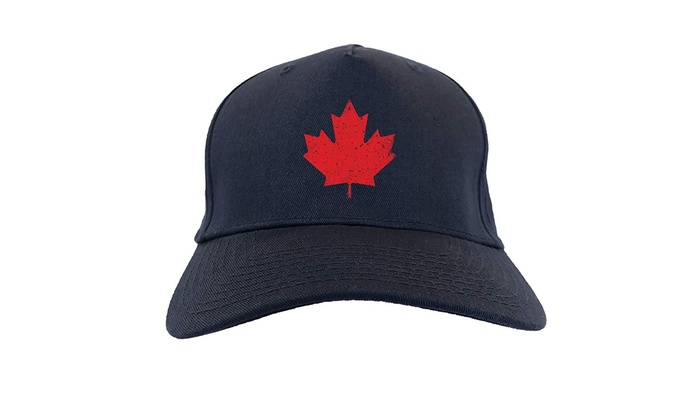 c65e91691 Canadian Maple Leaf - Canada Pride Youth 5-Panel Snapback Hat