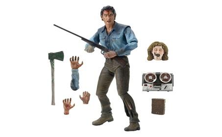 "NECA Evil Dead 2 - Scale Action Figure, Ultimate Ash, 7"" 1d506fc0-ee67-4ba2-b27f-4558e7bc17ce"