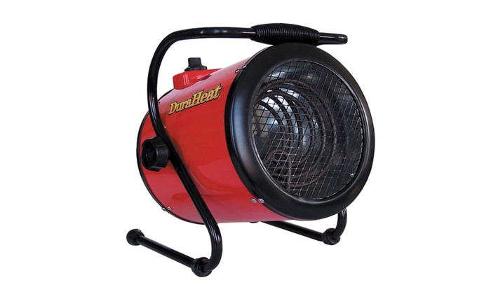 World Marketing SC Fan Heater 240V 4000W (Manufacturer Refurbished)