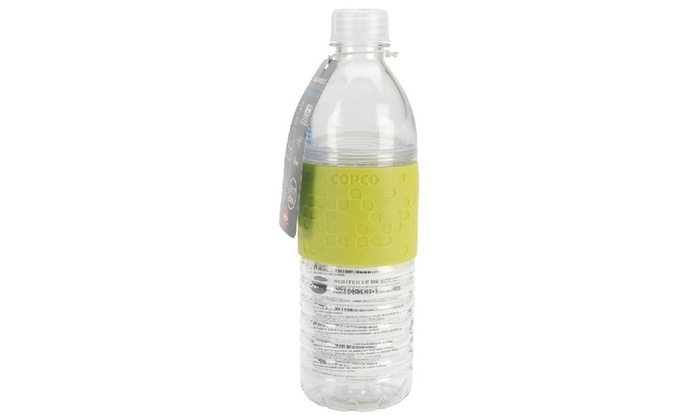 Copco Hydra Bottle Chevron 16.9 Ounce, Lime