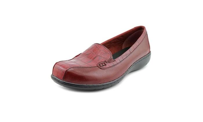 Bayou Q Loafer Red (35591