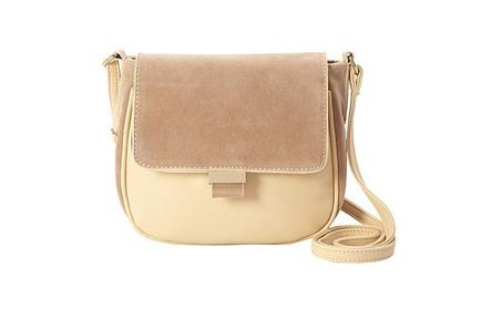 Nu G Saddle Bag (Nude Color) 118c85e2-a894-4288-9ff9-7a9eec13790a
