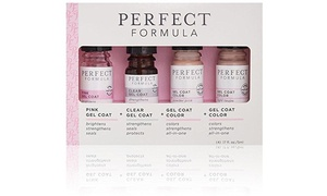 Perfect Formula Gel Coat Manicure Set (4-Piece)