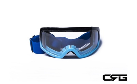 CRG Motocross ATV DIRT BIKE OFF ROAD RACING GOGGLES Adult T815-27-1