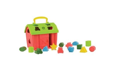 Barnyard Shape Sorter Toy 020a4da5-f10f-4f72-8edc-cdf8a2992e24