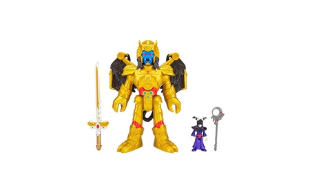 Fisher-Price Imaginext Power Rangers Goldar And Rita 1d7a34df-46a9-4e83-ab81-f9bca036d866