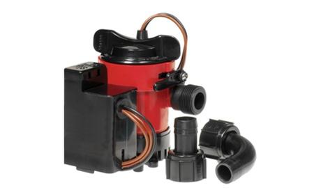 JOHNSON PUMPS 05703-00 Cartridge Combo Bilge Pump 750GPH, 12V photo