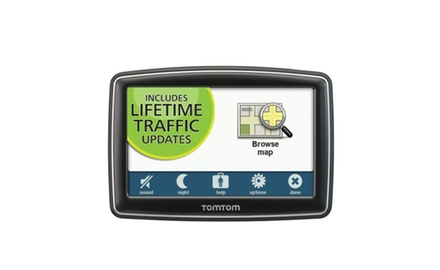 Tomtom XL 350TM Portable GPS System