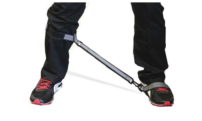 A99 Golf Power Leg Strap Training Aids Correction