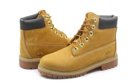 """Boys' Timberland 6"""" Premium Waterproof Boots 493c4d2e-526f-49a0-97d2-9032ede0c3e9"""