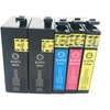 5-Pack Epson 127 T127 Replacement Printer Ink Cartridges