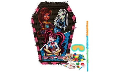 Monster High Pinata Kit Party Supplies 0236c4ef-05d5-42c5-a8ac-6bd309ca9bc3