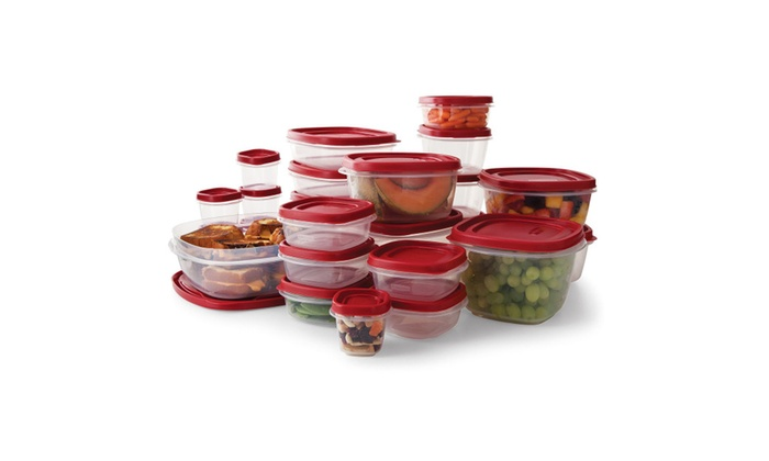 Rubbermaid Food Storage Containers Sold In Stores