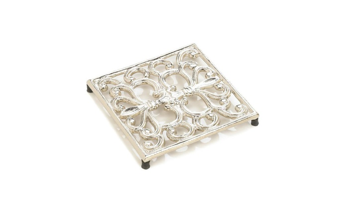 La Boca Kitchen Accessories Fleur De Lis Trivet Groupon