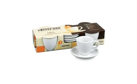 Coffee Bar Espresso Cups 2 Ounce Set of 4 e271e32d-fd36-4640-b387-4b6864710c53