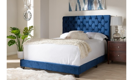 Candace Chesterfield Luxe and Glamour Bed - Full, Queen and King