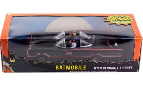 1966 Batmobile w/ Batman & Robin Mini Bendable Figures 85b66fd7-43dc-44dd-8e13-3e1120baceb9