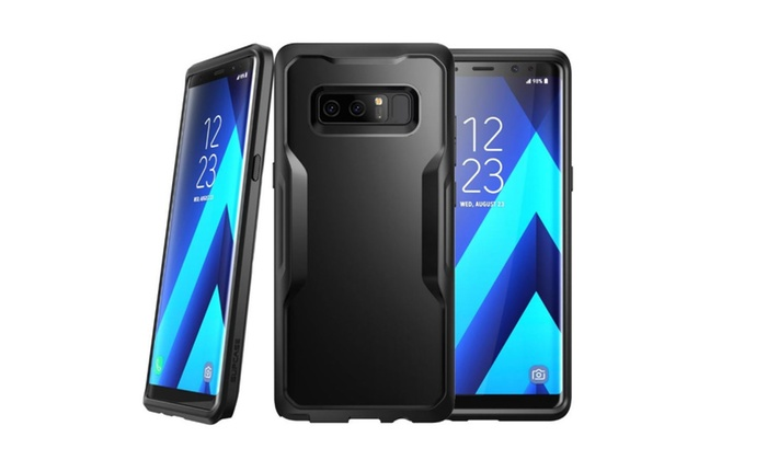 promo code d326d 583b3 Samsung Galaxy Note 8 Case, SUPCASE Unicorn Beetle Hybrid Case | Groupon