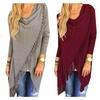 Women's Slim Fringed Jacket Sweater Coat