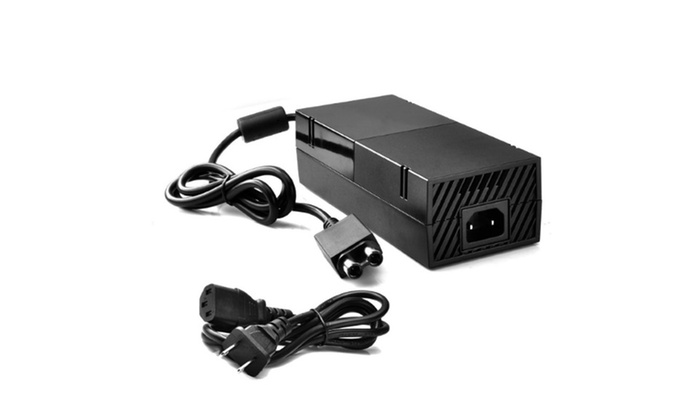 AC Adapter Power Supply Wall Charger Cord Cable for Xbox One Original Model