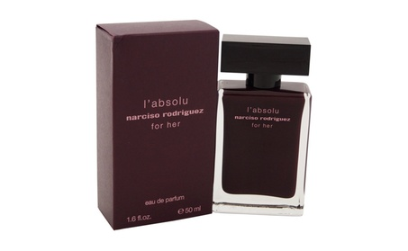 L'absolu by Narciso Rodriguez for Women - 1.6 oz EDP Spray 776ae28b-694f-47cc-920a-57f2d7917ead