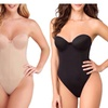 Convertible Backless Bodyshaper with Thong Bottom