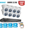 ANNKE 16 Channel 1080P Outdoor Security Cameras System No Hard Drive
