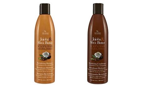 Jojoba Shea Butter Revitalizing Conditioner Shampoo Set fbeb1ace-e791-4e7d-a740-55af981df1b6