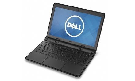 """Dell Chromebook 3120 11.6"""" Celeron N2840 2.16GHz 4GB 16GB (Refurb. Grade-A)"""