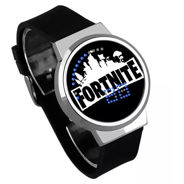 Up To 63 Off On Fortnite 3d Led Smart Watch Groupon Goods