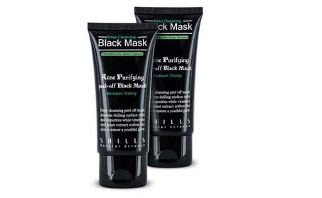 Shills black peel-off purifying black facial blackhead mask (2-PACK) ef909e79-7b83-4d72-b662-daa10e075123