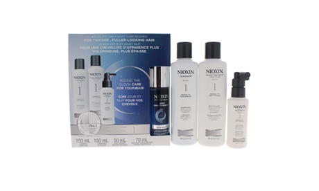 Nioxin System 1 Normal to Thin-Looking for Fine Hair Kit 50d4c1e5-1530-49d2-ad59-73cba99723dd