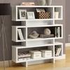 "Modern 55"" Bookcase"