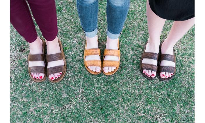 Pali Hawaii Unisex Adult Classic Jandals Sandals