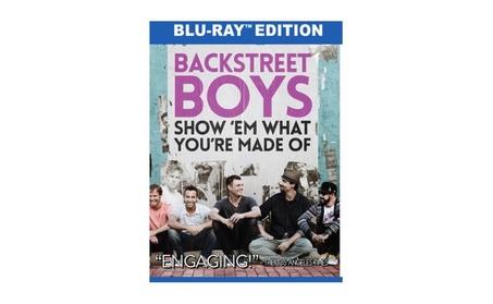 Backstreet Boys: Show 'em What You're Made Of (Blu-ray) 9a973593-3063-4aaf-9783-a48158a8e48f