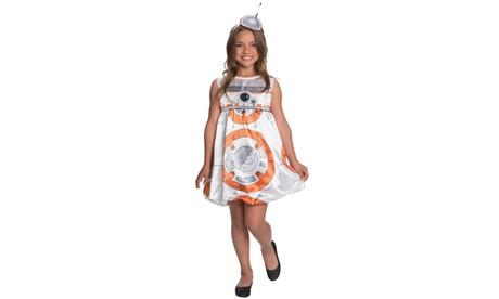 Star Wars: The Force Awakens - BB-8 Child Romper Costume 9b9012f6-eea1-4884-a29c-f57ff3aa6ab3