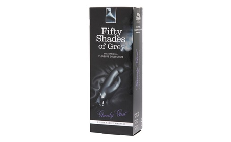 Fifty Shades of Grey Inspired Rechargeable G Spot Rabbit 834b14e2-00fe-487c-9d14-da343d5fc83f