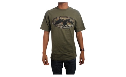Camo Duck Commander Military Green T-shirt