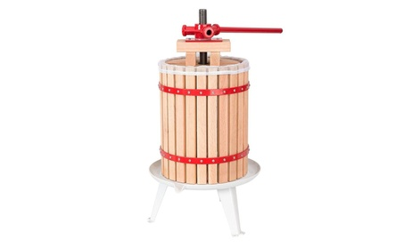 Apple Grade Crusher Fruit And Wine Oak Press Wood Color And White 8c04a3f1-49d5-457b-9021-31143eb2f20a