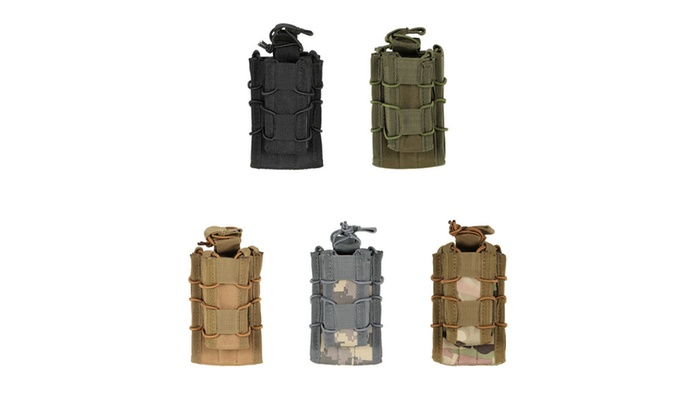 Double Decker MagazineCamouflage Hunting Bag