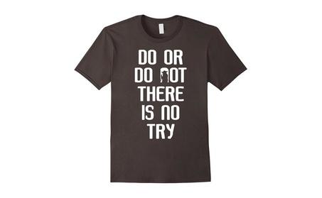 Star Wars Do or Do Not Yoda Graphic T-shirt faf3b105-7c10-4ff3-acc2-b27ef703d39d