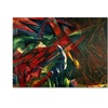 Franz Marc Fate of the Animals 1913 Canvas Print
