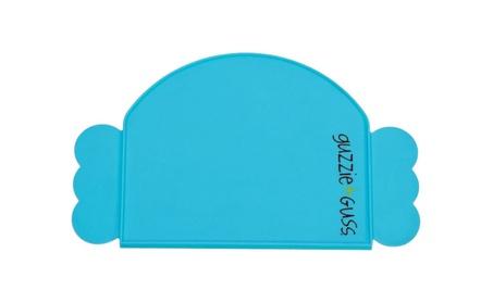 Guzzie And Guss GG205BLUE Silicone Placemat 50105b70-5e06-408b-8510-5b36345f65cf