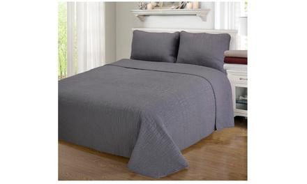 Superior 100% Cotton Mckinley Quilt Set | Groupon