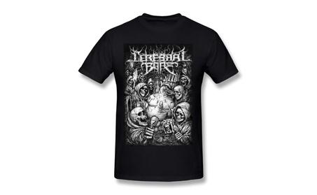 Cerebral Bore Kfc Gluttony T-shirt Black