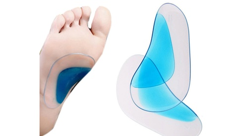 Flatfoot Corrector Shoe Cushion Foot Care Insert Insoles For Men & Women
