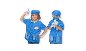 Veterinarian Deluxe Role Play Costume Set