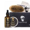 Beard Grooming & Trimming Kit for Men Care , Beard Brush, Comb & Oil